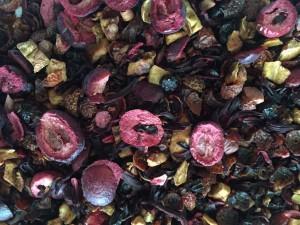 Cranberry gyümölcstea