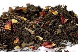 Izzó Napfelkelte fehér tea TAVASZI TEA!