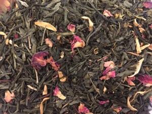 Barackvirág zöld tea TAVASZI TEA!