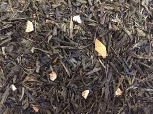 Citrus zöld tea