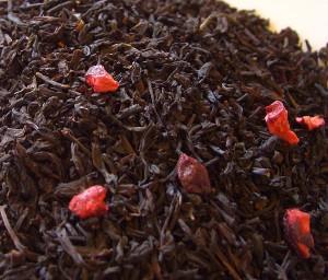 Cseresznyés fekete tea